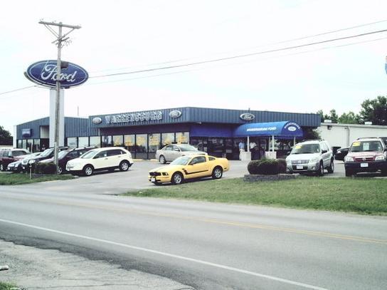 Warrensburg Ford