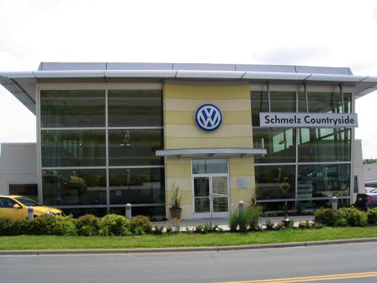 Schmelz Countryside Vw Car Dealership In Maplewood Mn
