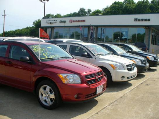 Humes Chrysler Jeep Dodge Ram Waterford Pa 16441 Car