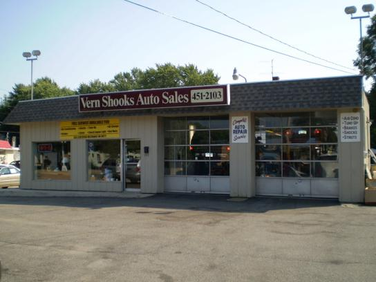vern shooks auto sales grand rapids mi 49504 car dealership and auto financing autotrader. Black Bedroom Furniture Sets. Home Design Ideas
