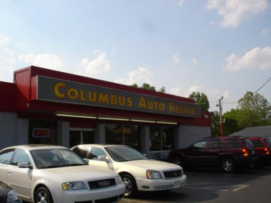 Columbus Auto Resale Inc