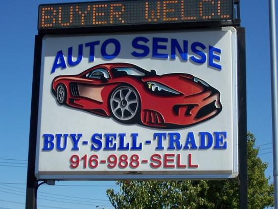 AutoSense Auto Exchange