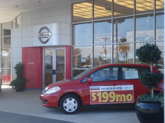 Hudson Nissan Sc Charleston Sc 29406 Car Dealership