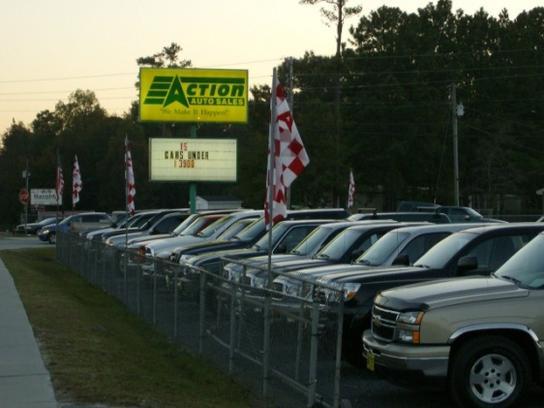 Action Auto Sales >> Action Auto Sales Moncks Corner Sc 29461 8734 Car Dealership