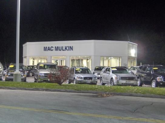 Mac Mulkin Chevrolet Cadillac : Nashua, NH 03060 Car