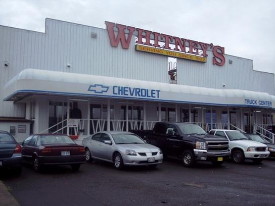 Whitney's Chevrolet 2