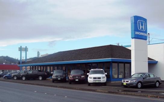 Aberdeen honda aberdeen wa 98520 car dealership and for Honda dealers in washington state