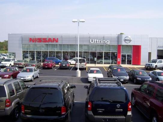 Uftring Nissan : Peoria, IL 61614 Car Dealership, and Auto ...