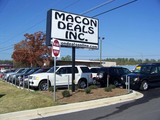 macon deals inc macon ga 31220 car dealership and auto financing autotrader. Black Bedroom Furniture Sets. Home Design Ideas