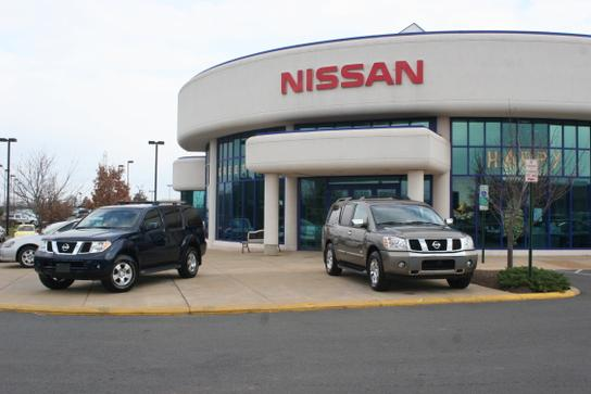 brown nissan dulles