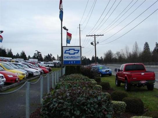 Jet Chevrolet : Federal Way, WA 98063 Car Dealership, and ...