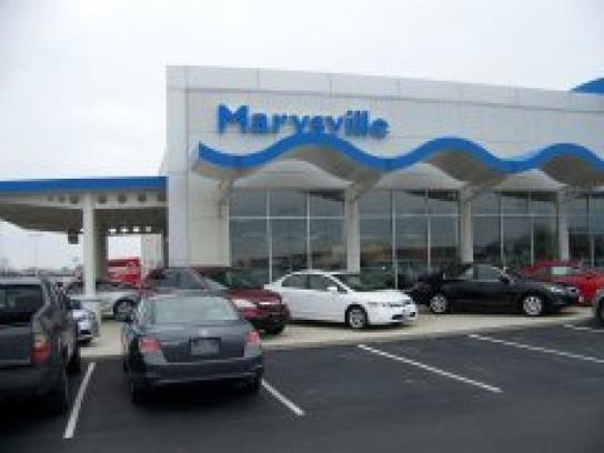 Honda marysville marysville oh 43040 car dealership for Honda marysville oh