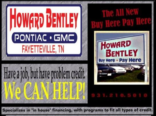 Howard Bentley Buick GMC 3