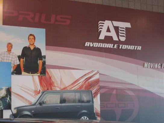 Avondale Toyota Scion 3