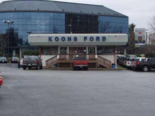 Koons Ford Lincoln of Annapolis 3