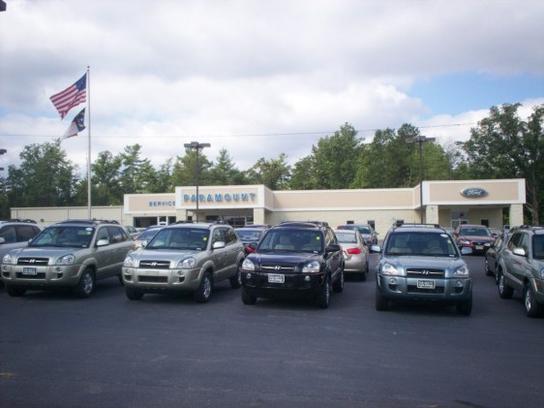 Paramount Ford Hyundai 1