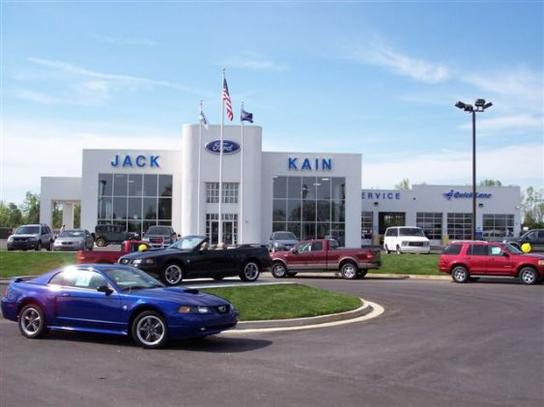 Jack Kain Ford