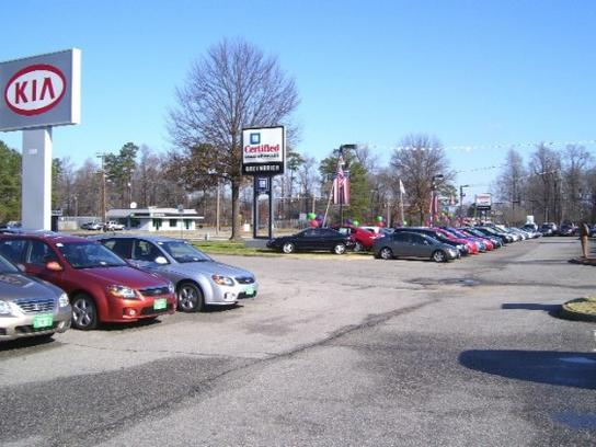 Southern Car Dealership Chesapeake Va