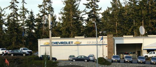 No Credit Check Car Dealers >> Koenig Subaru car dealership in Port Angeles, WA 98362 - Kelley Blue Book