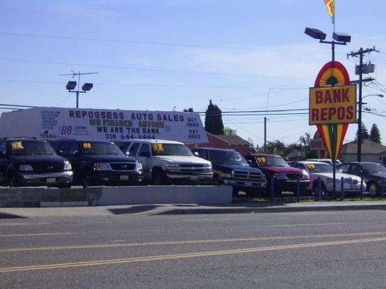 Repossess Auto : HAWTHORNE, CA 90250-3116 Car Dealership ...