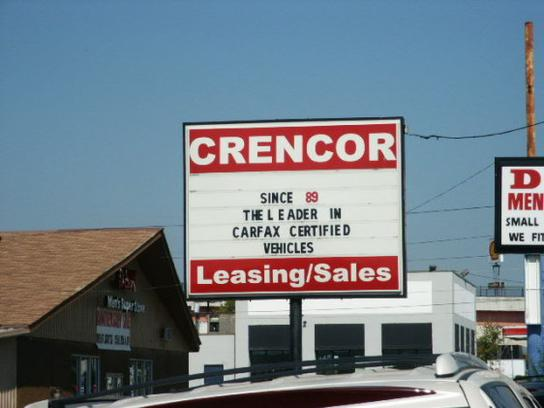 Crencor Leasing and Sales, Inc. 2