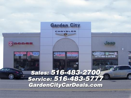 Garden City Jeep Chrysler Dodge Hempstead NY 11550 Car