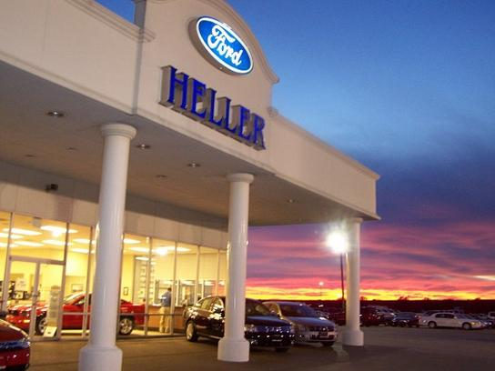 heller ford sales inc car dealership in el paso il 61738