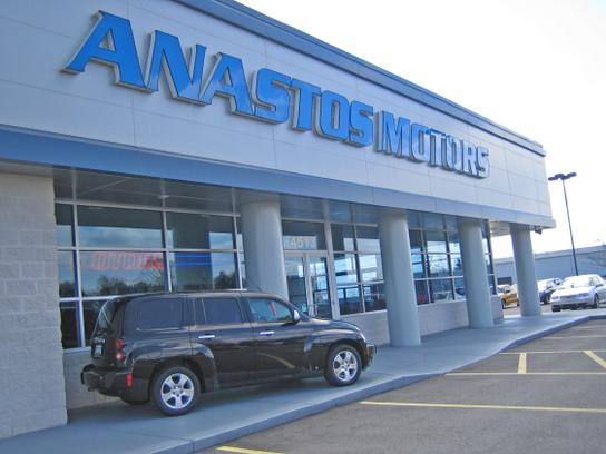 anastos motors kenosha wi 53144 1718 car dealership