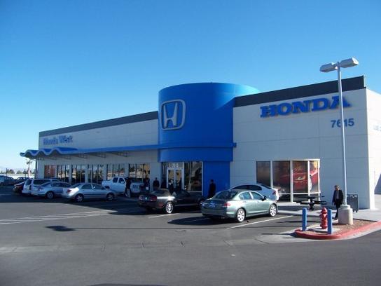 Honda Las Vegas >> Honda West Las Vegas Nv 89117 Car Dealership And Auto