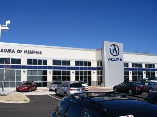 Acura Of Memphis Car Dealership In Memphis Tn 38115