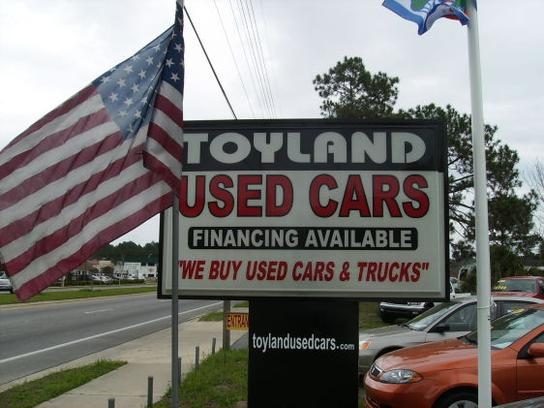 toyland used cars gainesville fl 32609 car dealership and auto financing autotrader. Black Bedroom Furniture Sets. Home Design Ideas