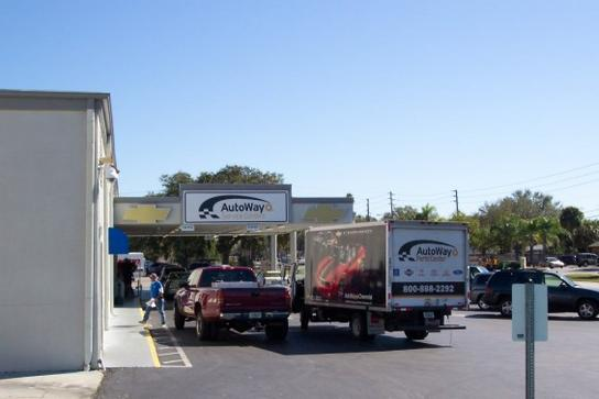 Autonation Chevrolet South Clearwater Car Dealership In