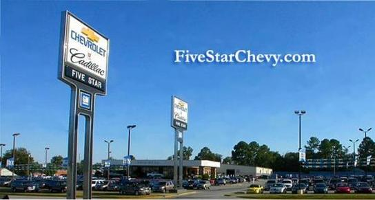 Five Star Chevrolet 1