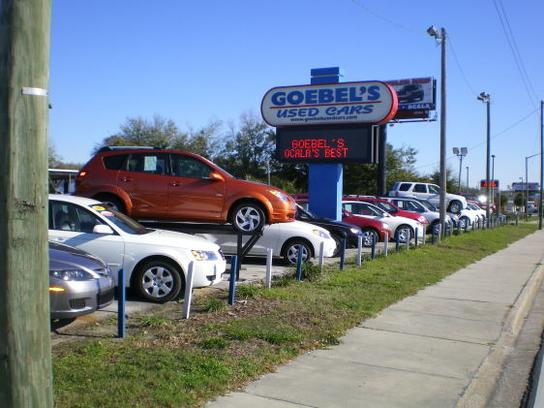 Used Cars Ocala Fl >> Goebel S Used Cars Ocala Fl 34471 1619 Car Dealership And Auto