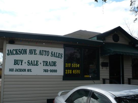 Jackson Auto Sales >> Jackson Avenue Auto Sales Pascagoula Ms 39567 Car Dealership
