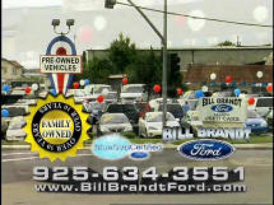 Bill Brandt Ford Used Cars