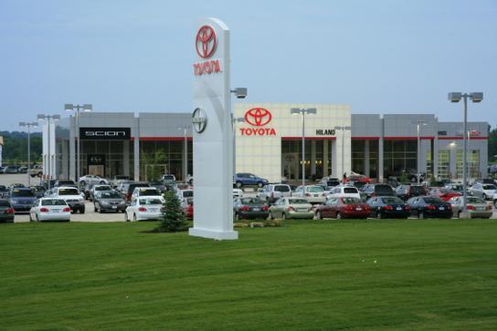 Hiland Toyota : Moline, IL 61265 Car Dealership, and Auto ...