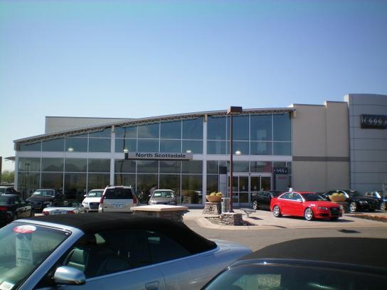 Audi North Scottsdale Phoenix Az 85054 Car Dealership