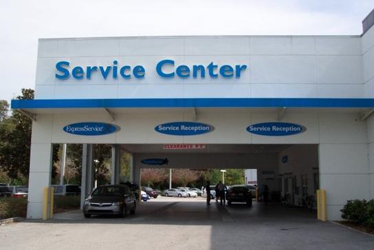 Crown Honda Car Dealership In Pinellas Park Fl 33781 2750