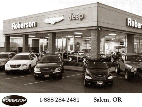 Car Dealership Specials At Roberson Chrysler Jeep In Salem