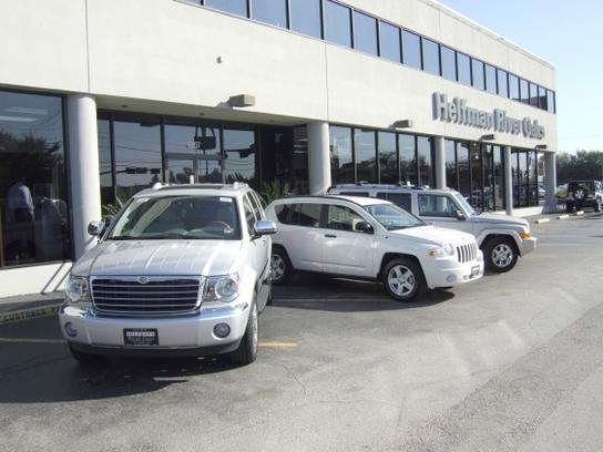 River Oaks Chrysler Jeep Dodge RAM 1