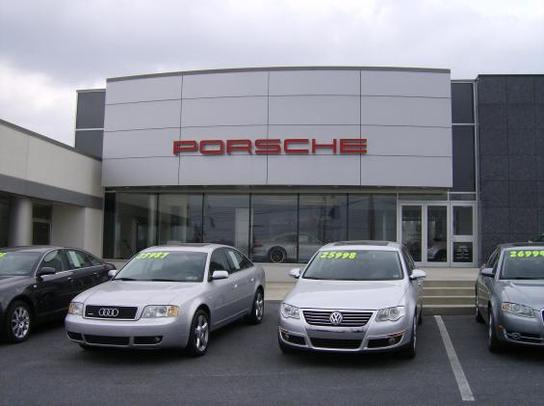 Knopf automotive mercedes benz and porsche dealer in for Mercedes benz dealer in pa