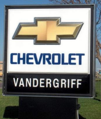 Vandergriff Chevrolet Parts Autos Post