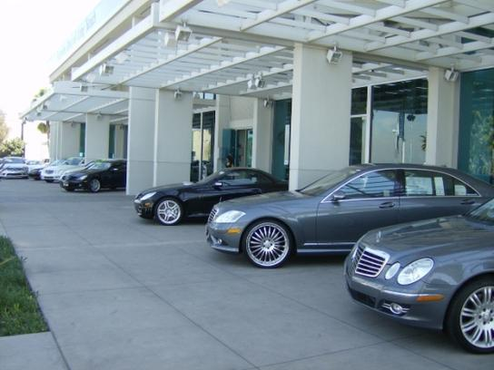 mercedes benz of long beach car dealership in signal hill