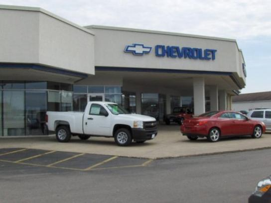 Brenengen Chevrolet of West Salem 1