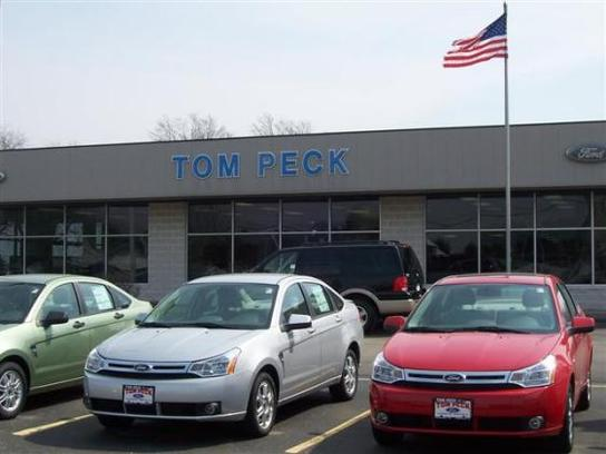 Viewing & Tom Peck Ford : Clinton WI 53525 Car Dealership and Auto ... markmcfarlin.com