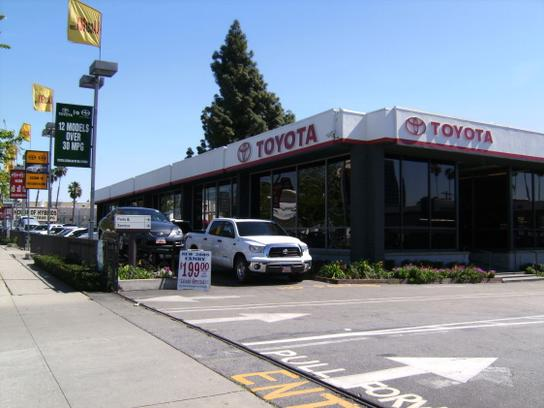 Toyota Of Hollywood Hollywood Ca 90028 Car Dealership