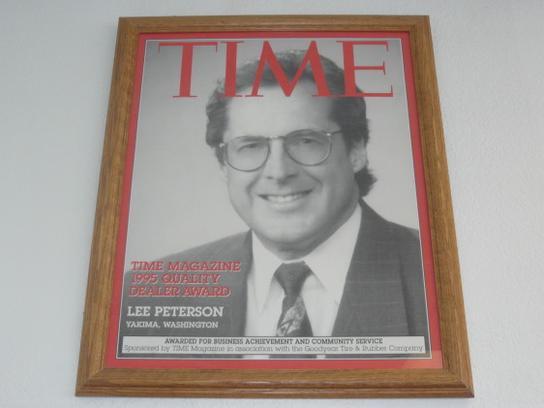 Lee Peterson Used Cars Yakima Wa