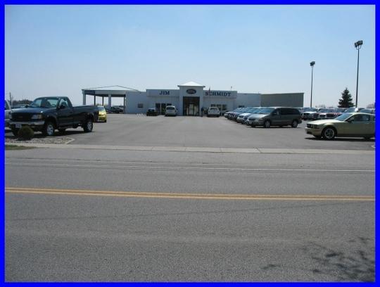 Hicksville Car Wash: Jim Schmidt Ford : Hicksville, OH 43526 Car Dealership