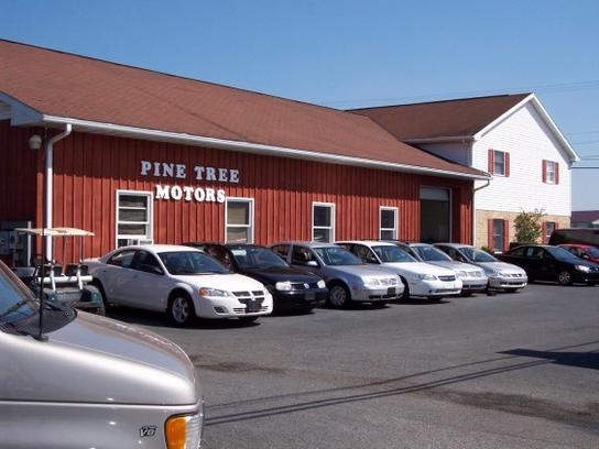 Pine Tree Motors Ephrata Pa 17522 Car Dealership And